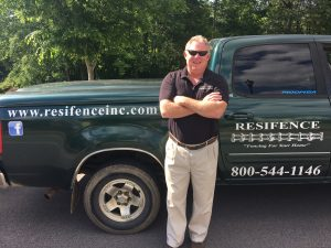 JR, owner of Resifence, Inc