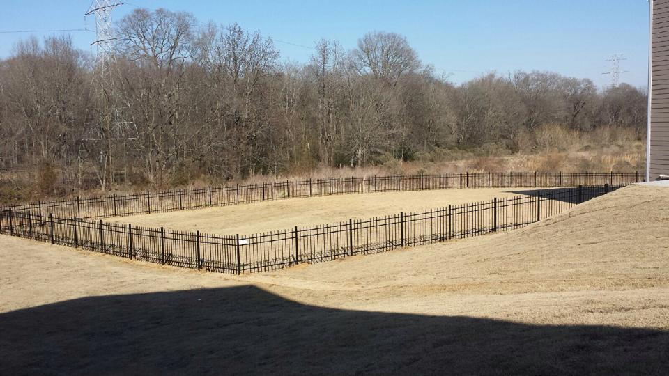 Aluminum Fencing Residential Fence Installation