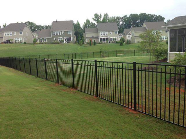 Pool Fences Residential Fence Installation Aluminum
